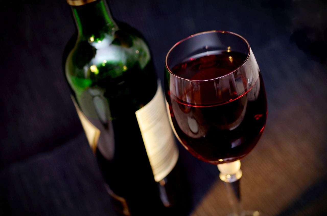 Beber vino realmente ayuda a perder peso!