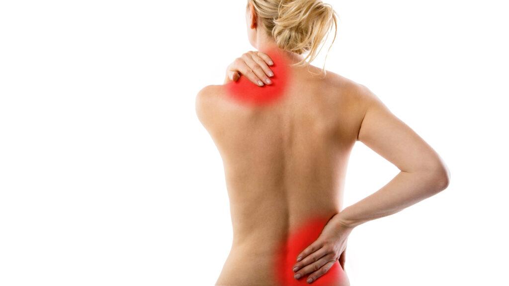 dolor espalda